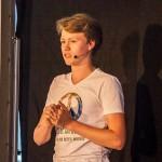 Tim Huijsmans - jonge spreker boeken bij De Jonge Sprekers