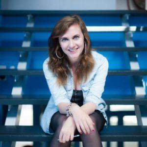 Eva-Lisa Janssen - jonge spreker boeken inhuren de jonge sprekers bildung Ucademy onderwijs 5